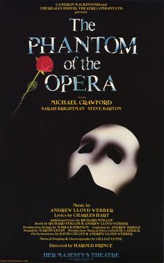 The Phantom of the Opera  Michael Crawford's internationally known monster hit