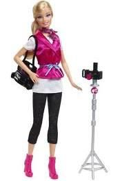 Barbie I Can Be Fashion Photographer kmart exclusive!