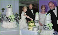 Svadba Tomášov 14.6.2014 - krájanie torty