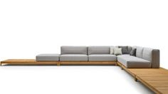 BARCODE sectional sofa - Varaschin