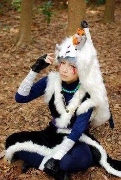 Shin (Akatsuki no yona) Cosplay *-*
