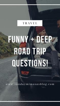Car Ride Questions, Fun Questions To Ask, Trivia Questions, Road Trip Packing List, Family Road Trips, Amazing Life Hacks, Useful Life Hacks, Long Car Rides, 100 Fun