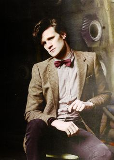 Matt Smith as The Doctor Undécimo Doctor, Doctor Who Cast, Eleventh Doctor, Matt Smith Doctor Who, David Tennant Doctor Who, Geronimo, Doctor Who Wallpaper, Doctor Who Quotes, Rory Williams
