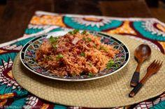 Red Rice, Gullah Gheechee e MTChallenge- Taste the world Grains, Red, Blog, Blogging, Seeds, Korn