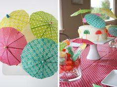 April showers bring May flowers Party idea... too cute.