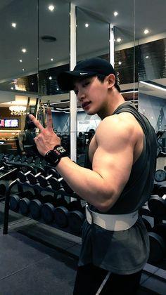 Monsta X Wonho Muscles – Oppa Wallpapaer Korea Jooheon, Hyungwon, Kihyun, Shownu, Monsta X Wonho, Wonho Abs, K Wallpaper, Lucas Nct, Won Ho