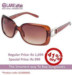 0f86529dbd Farenheit Superb FA936 Brown Brown Gradient Women s Sunglasses  http   www.glareaffair.