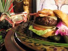 Hawaiian Burger : Recipes : Cooking Channel