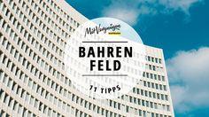 Während wir beim Hamburger Stadtteil vor allem an Tocotronic denken, gilt der von der A7 in zwei Teile zerschnittene Stadtteil aktuell als Boomtown.