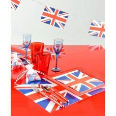 1000 id es sur le th me drapeau de l 39 angleterre sur - Set de table en anglais ...