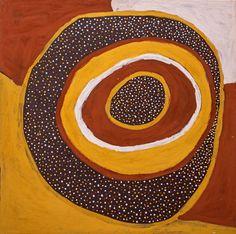 Timothy Cook - Kulama ceremonies - 120 x 120 cm (sold) — Art Aborigène d'Australie - Aboriginal Signature Estrangin gallery Aboriginal Painting, Aboriginal Artists, Dot Painting, Aboriginal Patterns, Encaustic Painting, Illustration Photo, Illustrations, Arte Peculiar, Background Drawing
