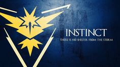 Download Pokemon Go Team Instinct 1920x1080