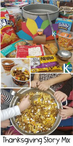 4 Thanksgiving Activities for the Classroom - The K Files
