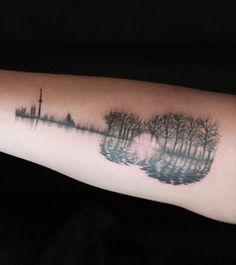 24 Meilleures Images Du Tableau Tatouage De Guitare Music Tattoos