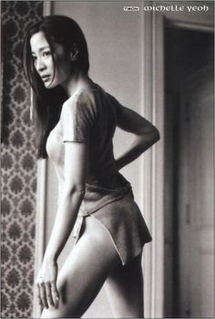 Michelle yeoh nude picture