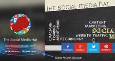 H Google έκανε κάποιες ενδιαφέρουσες ενημερώσεις στο Google+ που περιλαμβάνει το συνολικό αριθμό των χρηστών που έχουν δει το περιεχόμενο μιας σελίδας.