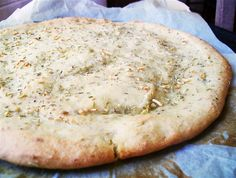 Gluten Free Pizza Base - Quirky Cooking