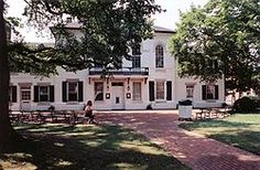 Centreville - oldest courthouse in continuous use in Maryland