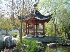 Sooo Beautiful.  Chinese Garden, where the ceremony will be!!!