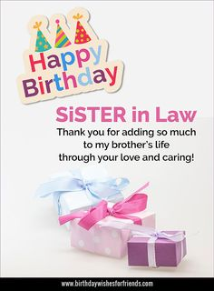 Happy Anniversary Sister Birthday Greetings For