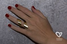 ⚡️⚡️Inverse Ring⚡️⚡️ #alternocollection by #coradorastyle