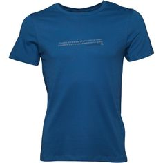 Craghoppers Mens Wisdom T-Shirt True Blue Craghoppers short sleeve jersey tee with quick drying fabric properties. http://www.MightGet.com/february-2017-2/craghoppers-mens-wisdom-t-shirt-true-blue.asp
