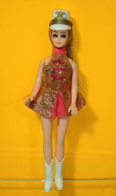 Dawn Doll Majorette