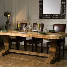 Paxton Dining Table $1995