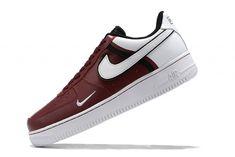 Nike Air Force 1 Premium JDI (WhiteWhite Black Total Orange) AR7719 100 Sneakerworld