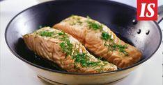 Tällä ohjeella kala on valmista muutamassa minuutissa.