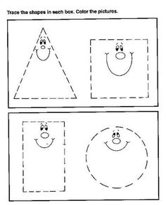 PREESCOLARES: Formas geométricas