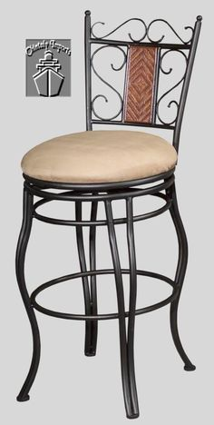 Contemporary Taupe Suede 26 Inch  Memory Return Swivel Counter Stool