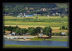 Baie Saint-Paul, Charlevoix Québec Canada.