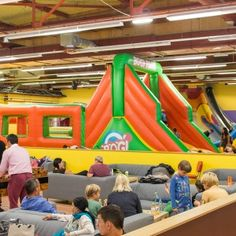 9 Things To Do With Kids In Vienna, Austria-indoor playground