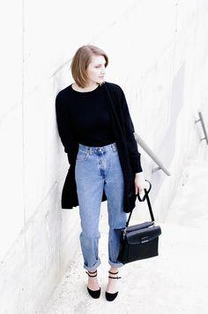 levis 550, levis 501, outfit, trends, fashion, minimal, lintervalle, parfois