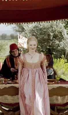 The Borgias, Lucrezia