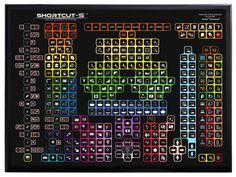 Shortcut-S Photoshop keyboard