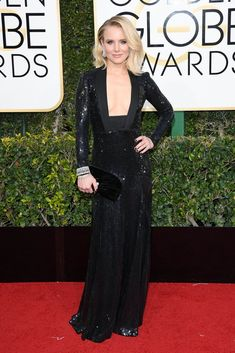 Sexiest Golden Globe Awards Dresses 2017 | POPSUGAR Fashion