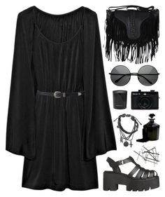 """Bohemian"" by deca-froses ❤ liked on Polyvore featuring moda, Halston Heritage, Topman, Forever 21, Rituals, Holga y MINKPINK"