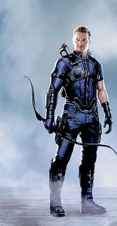 Hawkeye Captain America Civil War Concept Art