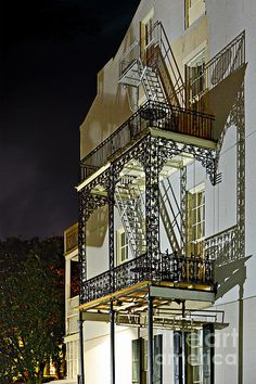 New Orleans Hot Summer Night Photograph by Christine Till - Fine Art Prints and Posters for Sale at http://christine-till.artistwebsites.com/featured/new-orleans-hot-summer-night-christine-till.html