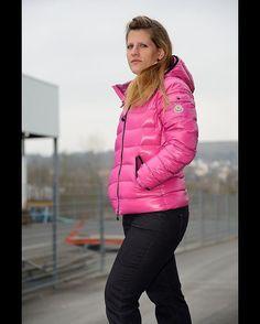 Moncler Jackets rosa