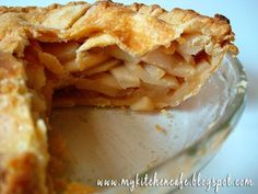 Blue-Ribbon Apple Pie (with easy no-fail crust recipe)