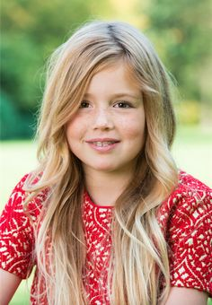 The Dutch Royal Court released new pictures of Catharina Amalia, Alexia and Ariane in honor of Princess Amalia's Birthday on December Dutch Princess, Royal Princess, Crown Princess Victoria, Little Princess, Princess Madeleine, Princess Charlotte, Golden Girls, Royal Dutch, Prince Héritier