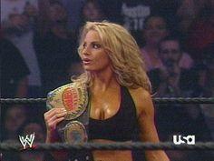 Trish Stratus Monday Night Raw 1/30/06