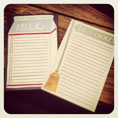 #notepads I collect these bc I love writing on them.