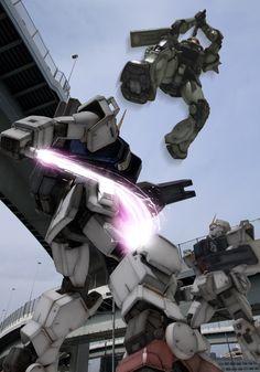 フルアーマーユニコーンガンダム fullarmor unicorn gundam の画像 ガンプラによるガンダムのデジタルなジオラマつまるところのデジラマ画像