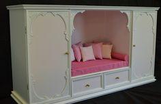 Regent Miniatures 1/6 Scale Nook Bed   Flickr - Photo Sharing!