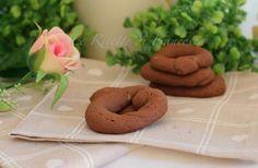 Biscotti al cacao friabili