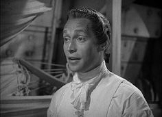 """BEST ACTOR NOMINEE: Franchot Tone for """"The Mutiny on the Bounty""""."""
